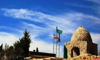 عکس گهواره دید شیراز