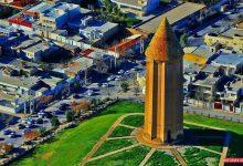 عکس برج گنبد قابوس گنبد کاووس