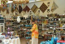 تصویر از بازار حجیوات کوش آداسی مرکز صنایع دستی ترکیه