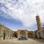 عکس مسجد جامع کاشان