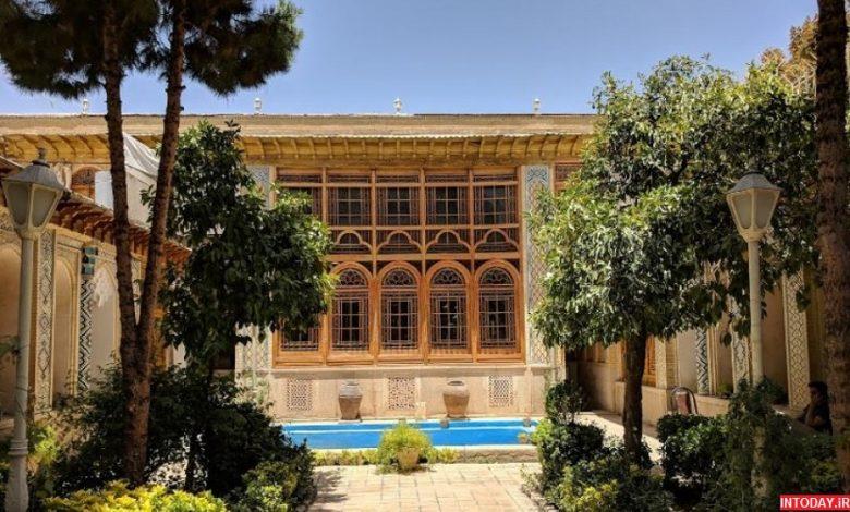 عکس موزه هنر مشکین فام شیراز
