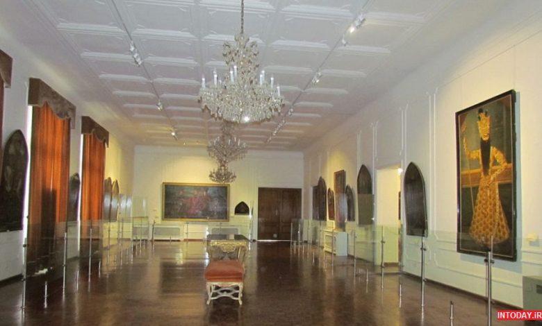 عکس موزه هنرهای زیبا تهران