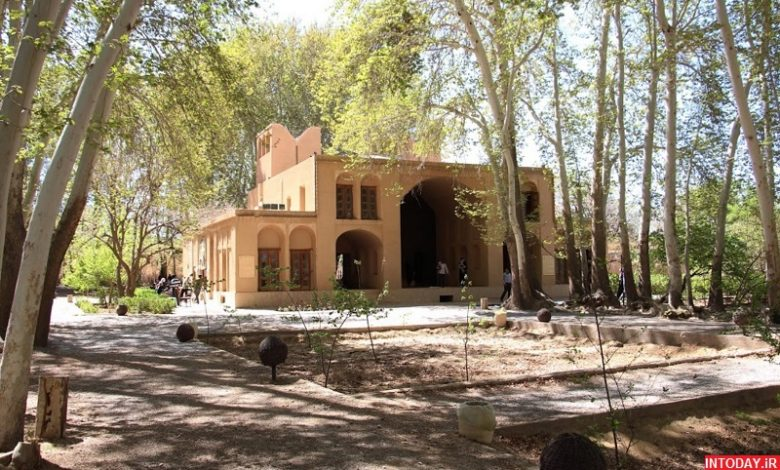 باغ پهلوانپور مهریز