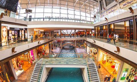 د شاپس مارینا بی سندز سنگاپور