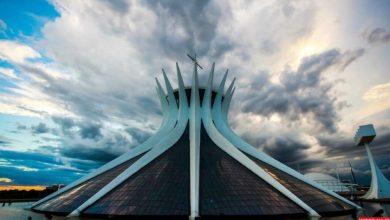 Photo of کلیسای جامع برازیلیا سومین کلیسای زیبای جهان