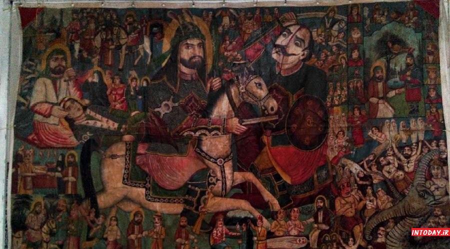موزه گرمابه پهنه سمنان