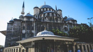 تصویر از مسجد رستم پاشا استانبول با آدرس | تاریخچه و راهنما