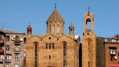 تصویر از کلیسای سرکیس مقدس ایروان از جاذبه های دیدنی | راهنما