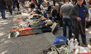 بازار درای بریج تفلیس