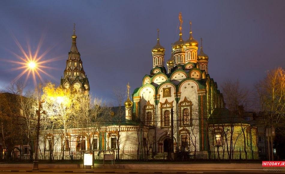 کلیسای سنت نیکولاس مسکو
