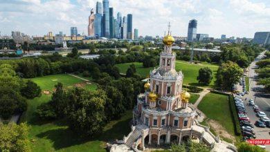 کلیسای شفاعت فیلی مسکو
