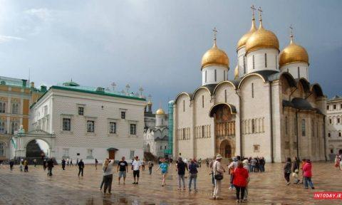 کلیسای دورمیشن مسکو