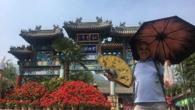 تصویر از معبد هنگلو پکن و بازدید از صومعه راهبان و لاما در 2 ساعت
