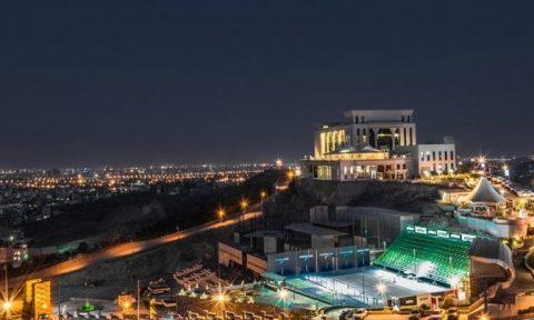 مجتمع کوه سر مشهد