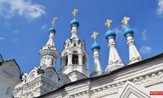 کلیسای ولادت مسیح مسکو