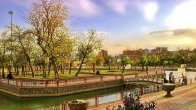 Photo of پارک سیفیه ملایر ثبت میراث ملی ایران با معماری ایتالیایی