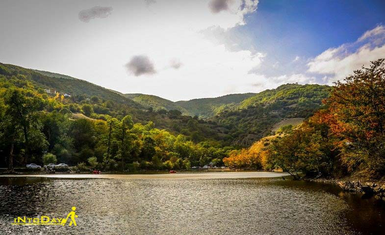 دریاچه شورمست سوادکوه