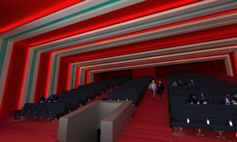 پردیس سینمایی سیمرغ مشهد
