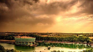 تصویر از شهربازی ارم تهران با استخر ، باغ وحش و راهنمای گردش
