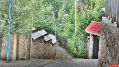 Photo of روستای آهار از توابع قصران رودبار شمیرانات