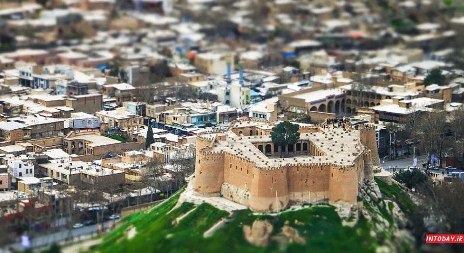 قلعه فلک الافلک خرم آباد