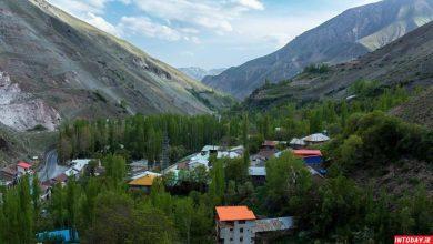 روستای گچسر البرز