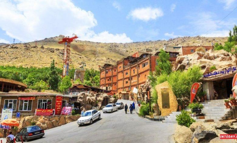 دهکده گردشگری گنجنامه همدان
