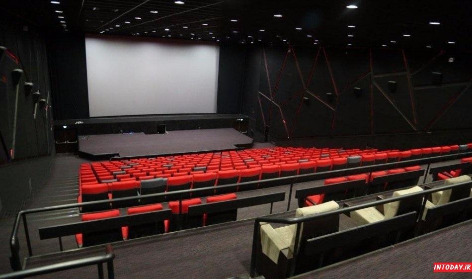 پردیس سینمایی کوروش تهران