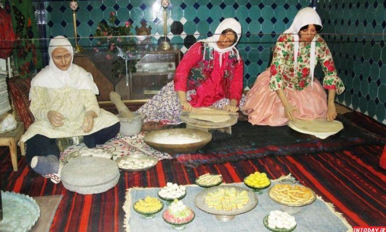 صنایع دستی و سوغات قزوین