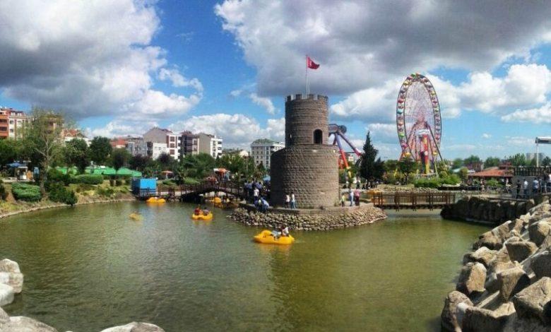 پارک شهر بایرام پاشا استانبول