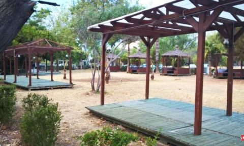پارک ساحلی آنتالیا