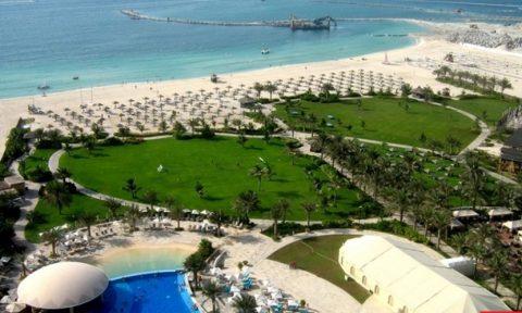 پارک ساحلی جمیرا دبی