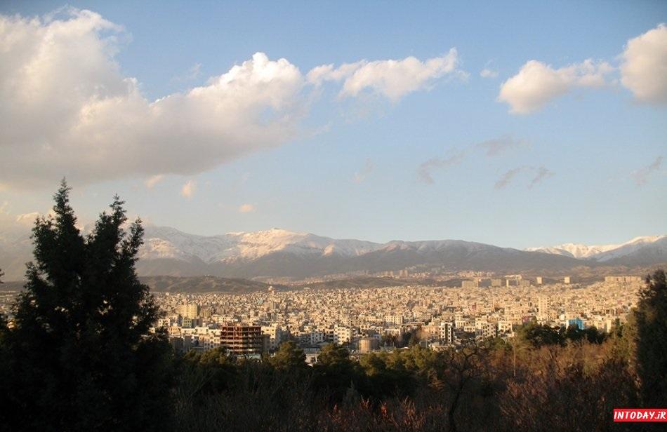پارک جنگلی سرخه حصار تهران