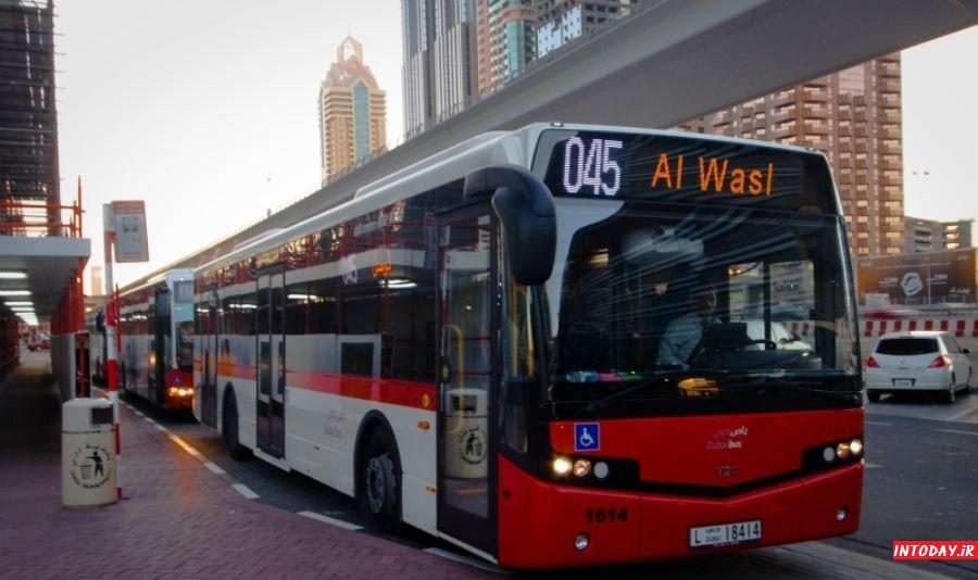 راهنمای حمل و نقل در دبی