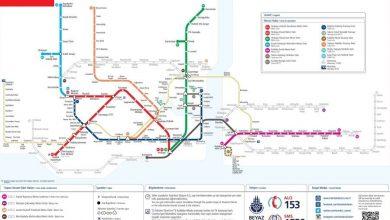 Photo of راهنمای استفاده از وسایل حمل و نقل عمومی استانبول