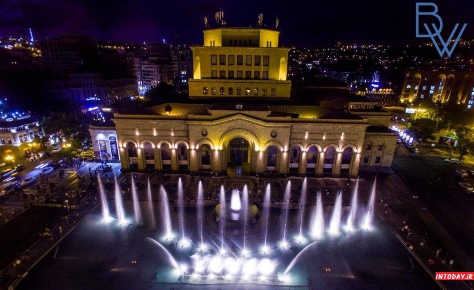 میدان جمهوری ایروان