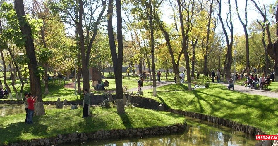 پارک لاورز ایراوان