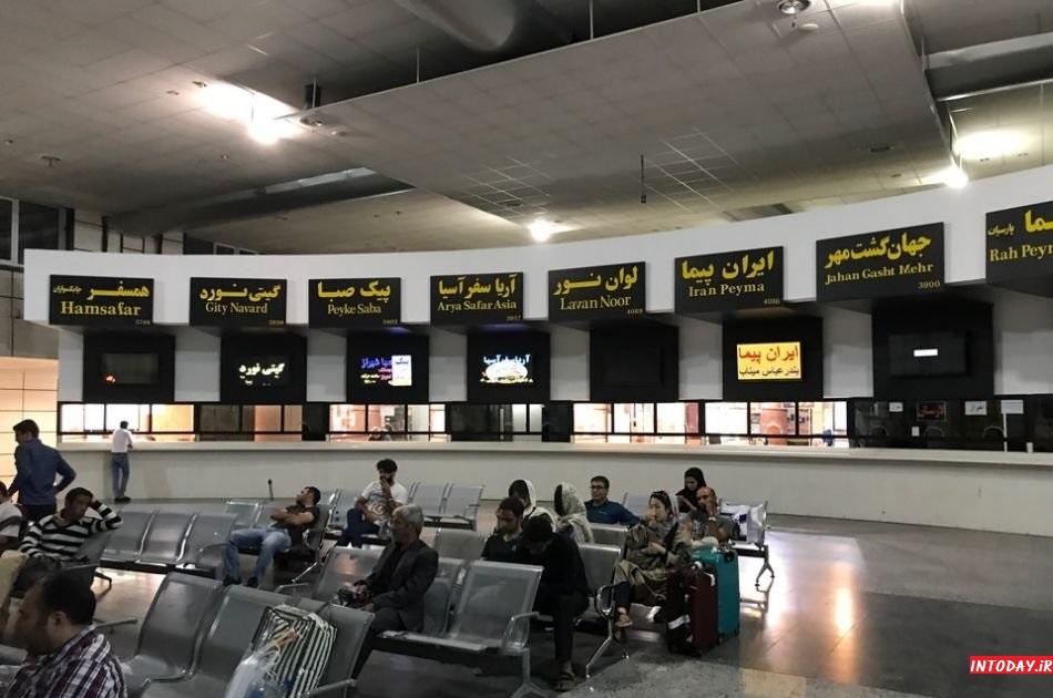 راهنمای حمل و نقل در شیراز