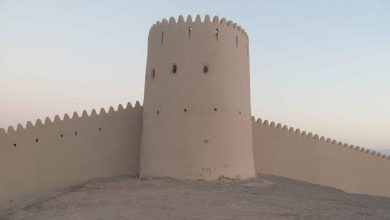 قلعه انار استان کرمان