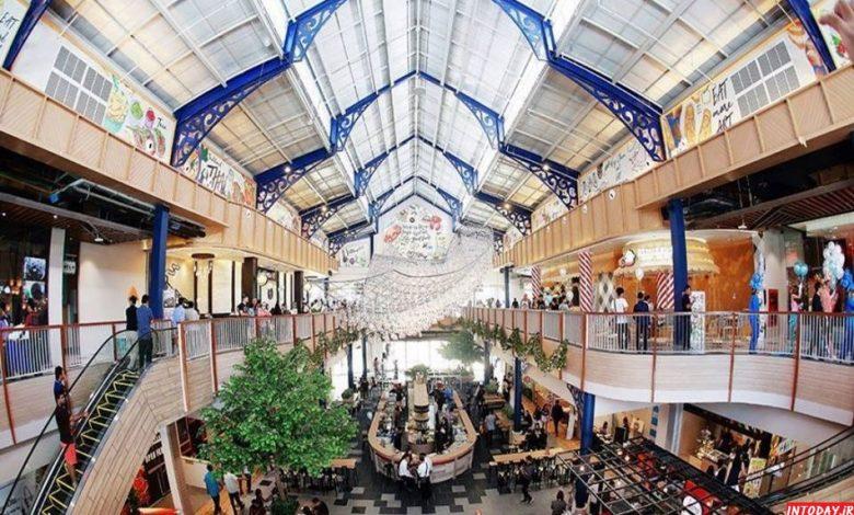 مرکز خرید سنترال مارینا پاتایا