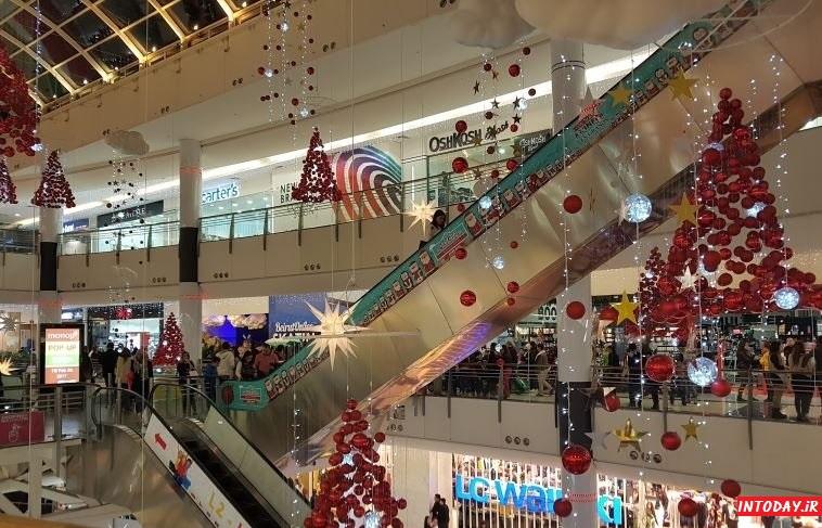 مرکز خرید سیتی مال بیروت