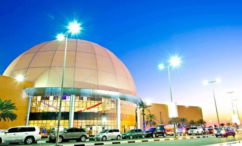 مرکز خرید اوت لت مال دبی
