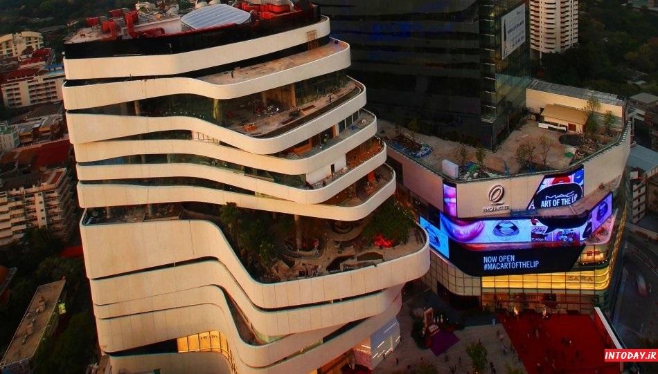 مرکز خرید ام کوارتیر بانکوک