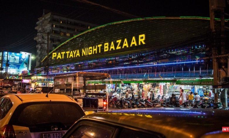 شب بازار پاتایا