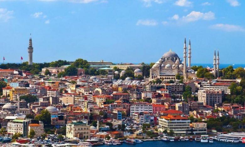 هزینه های مسافرت به استانبول