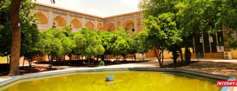 مدرسه وکیل شیراز کجاست