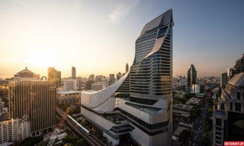 مرکز خرید سنترال امبسی بانکوک