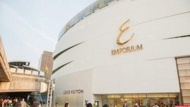 تصویر از مرکز خرید ایمپریوم بانکوک با برندهای جهانی