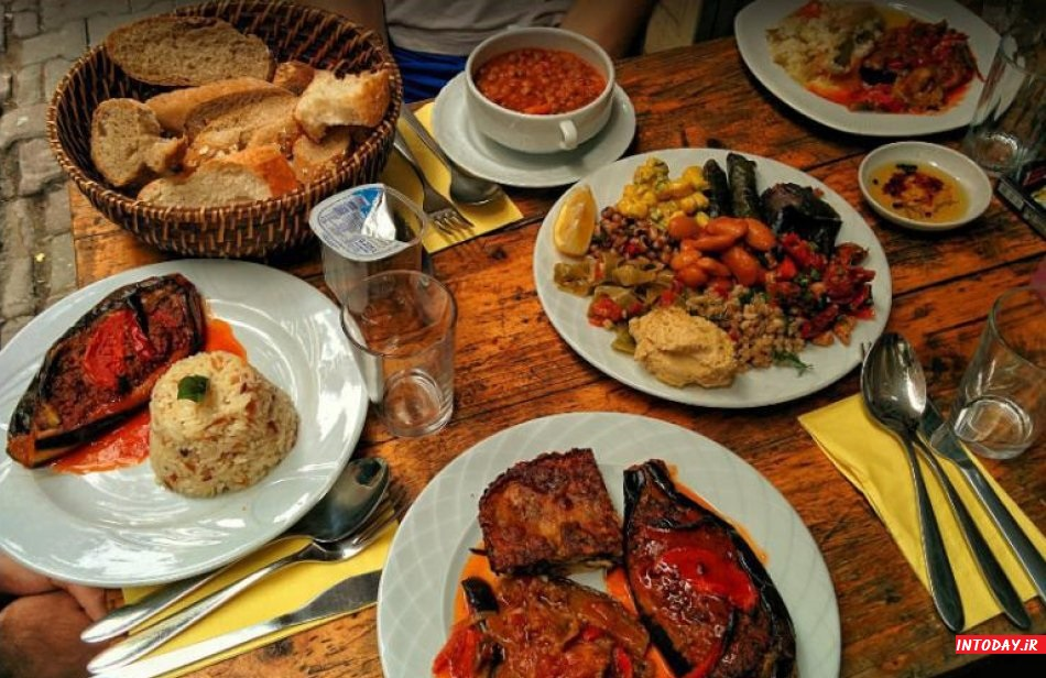 رستوران گالاتا استانبول