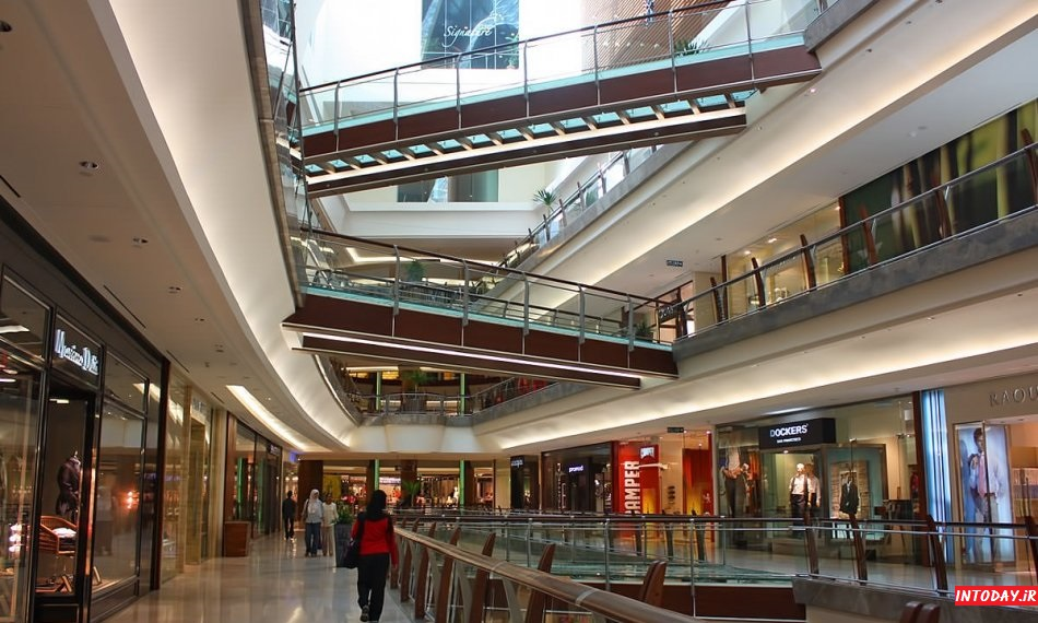 مرکز خرید دِ گاردنز کوالالامپور